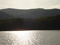 Cravin's Cove reservoir